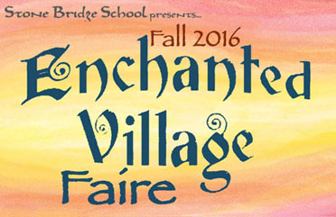 Fall 2016 Enchanted Village faire