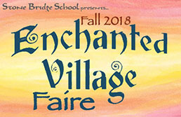 Fall 2018 Enchanted Village faire